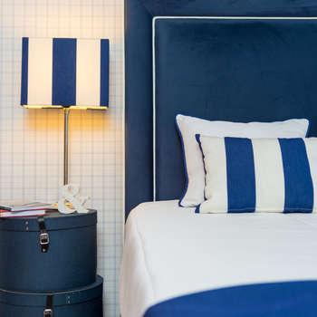 eclectische Slaapkamer door Ângela Pinheiro Home Design