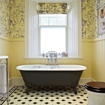classic Bathroom by adam mcnee ltd