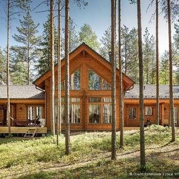 skandinavische Häuser von Ольга Кулекина - New Interior