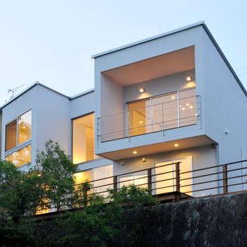 ディアーキテクト設計事務所의  주택