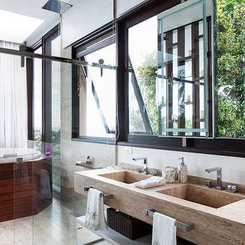 Ванные комнаты в . Автор – Infinity Spaces
