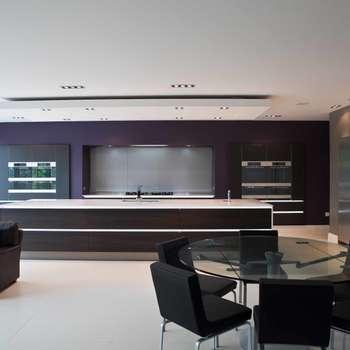 moderne Keuken door Excelsior Kitchens Limited