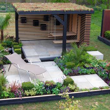 Jardines de estilo moderno por Best4hedging