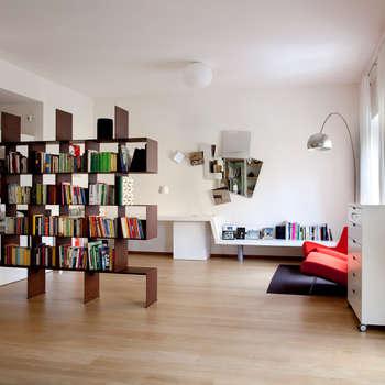 MAT architettura e design: modern tarz Oturma Odası