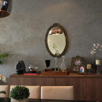 modern Dining room by Novità - Reformas e Soluções em Ambientes