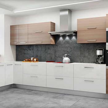 minimalistische Keuken door ARCHE VISTA