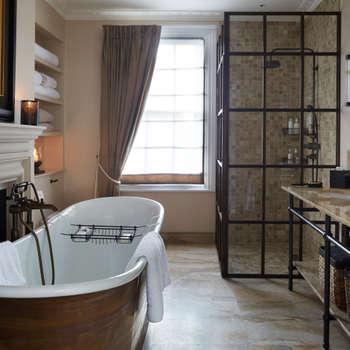 modern Bathroom by Interior Desires