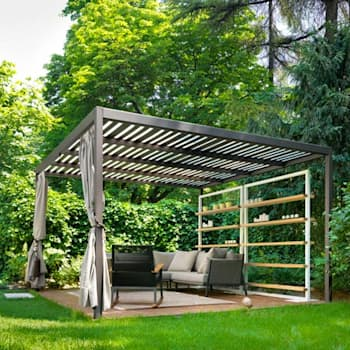 Projekty,  Ogród zaprojektowane przez Cagis