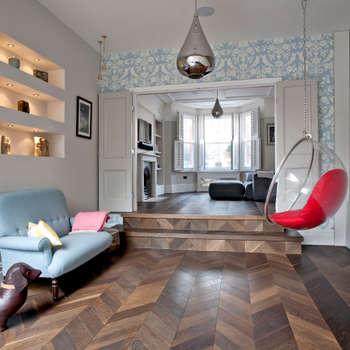 Soggiorno in stile in stile Minimalista di A1 Lofts and Extensions