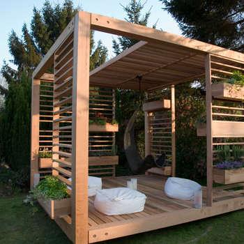 moderne Tuin door ecospace españa