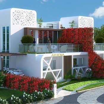 mediterrane Huizen door AIS Designs
