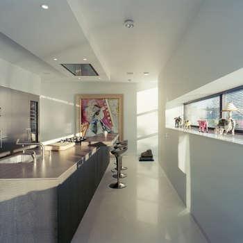 modern Kitchen by Engelman Architecten BV