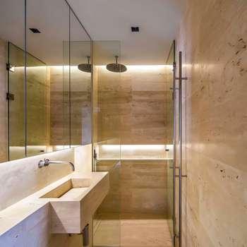 THK Construcciones의  욕실
