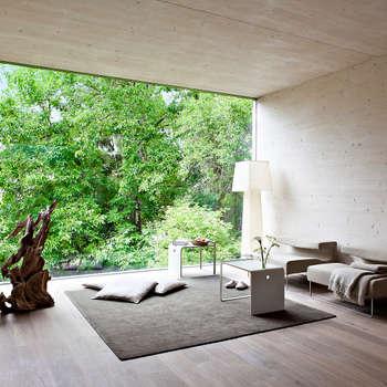 DANKE Architekten: modern tarz Oturma Odası