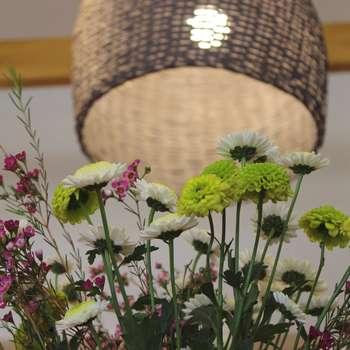 """Local de indumentaria femenina """"Uvakuruva"""": Oficinas y Tiendas de estilo  por LAS MARIAS casa & jardin"""