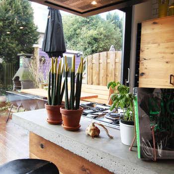 Bertus residency: moderne Keuken door Diego Alonso designs