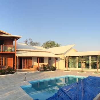 Vista geral :   por CASA & CAMPO - Casas pré-fabricadas em madeiras