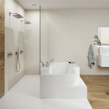 moderne Badkamer door Talsee