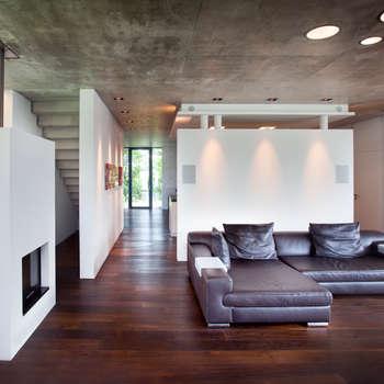 Projekty,  Salon zaprojektowane przez Klaus Geyer Elektrotechnik