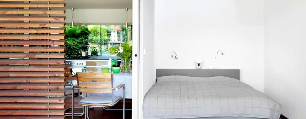 Bedroom by ZappeArchitekten