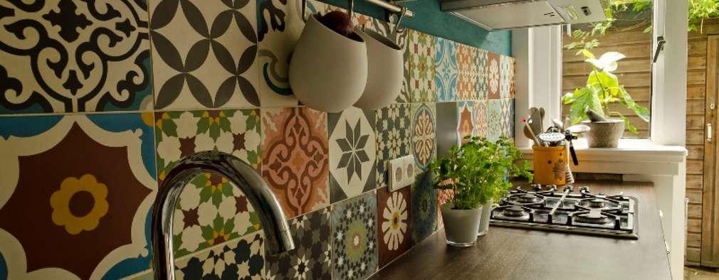 Cocinas de estilo mediterraneo por Kolory Maroka
