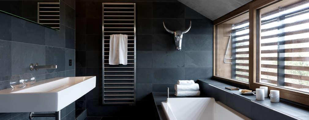 Martelange | Belgien: Moderne Badezimmer Von LEICHT Küchen AG