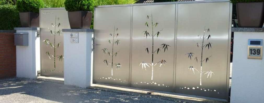 庭院 by Edelstahl Atelier Crouse - Stainless Steel Atelier