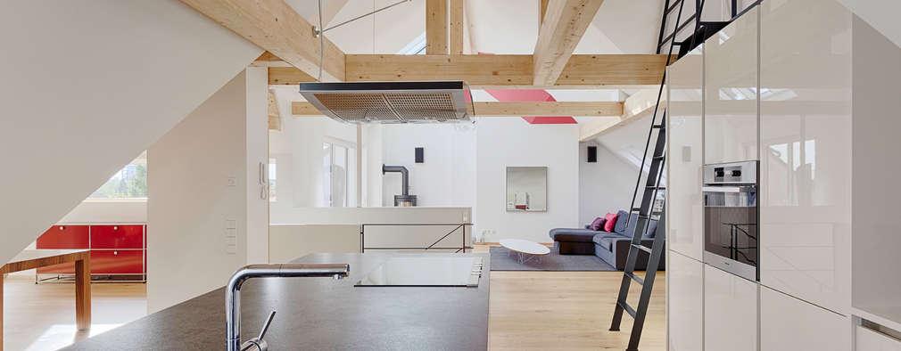 modern Kitchen by PARTNER Aktiengesellschaft