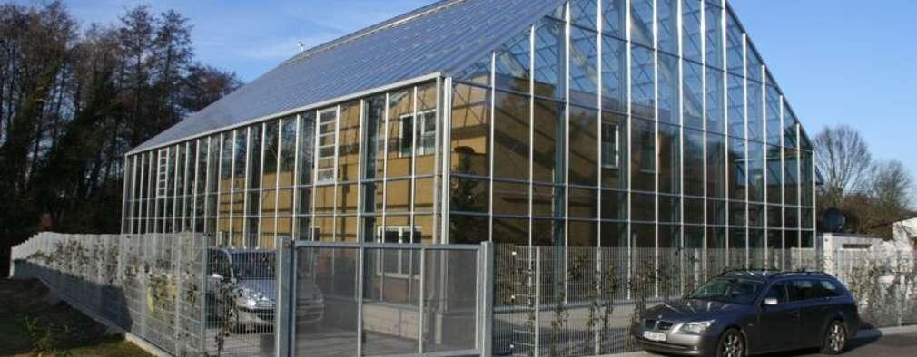 Casas de estilo ecléctico por Klaus Schmitz-Becker Architekt