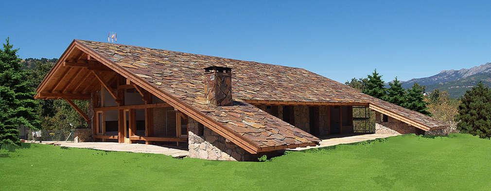 Projekty,   zaprojektowane przez Manuel Monroy, arquitecto