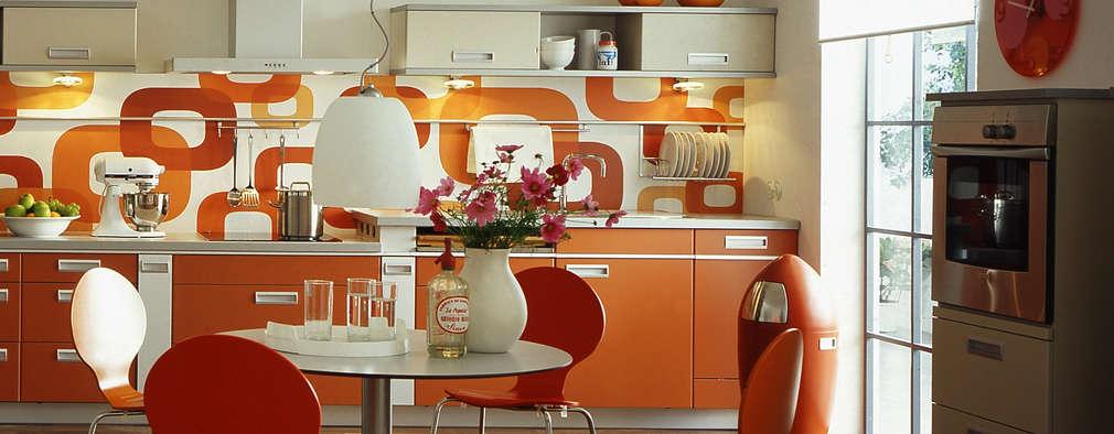 Cucina in stile in stile Moderno di Inken Voss Design