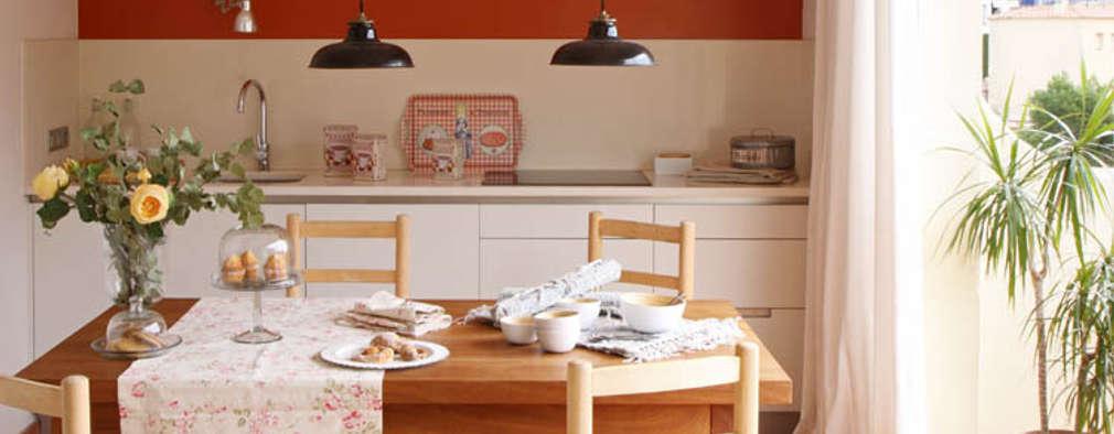 Cocinas equipadas de estilo  por Marta Sellarès - Interiorista