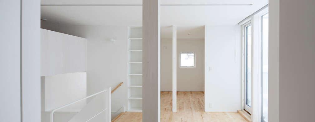 春光の家: 一色玲児 建築設計事務所 / ISSHIKI REIJI ARCHITECTSが手掛けた子供部屋です。