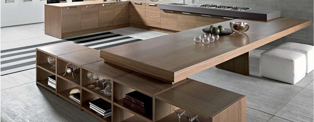 modern Dining room by NEUTTRO interiorismo
