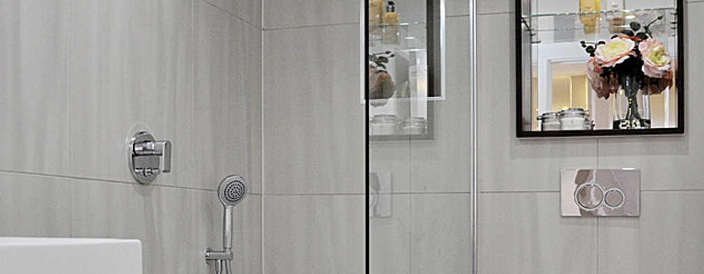 Como limpiar la cal de la ducha cool baos de estilo - Como quitar la cal de la ducha ...