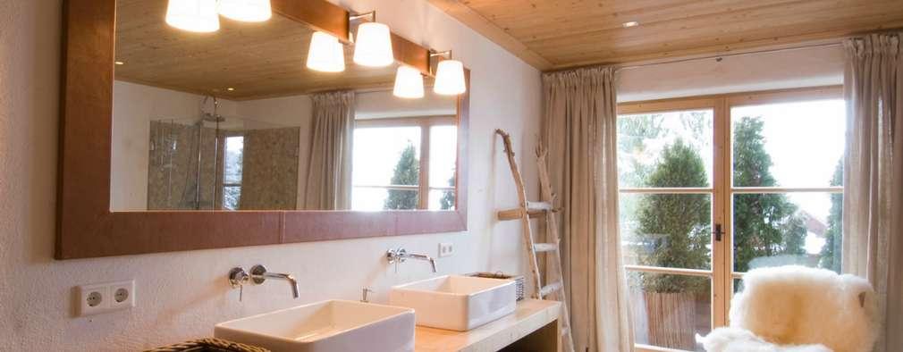 7 idee per dare un tocco country chic al tuo bagno - Bagno country chic ...