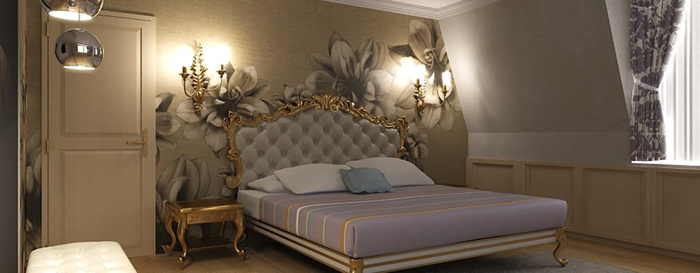 classic Bedroom by HAY interiors
