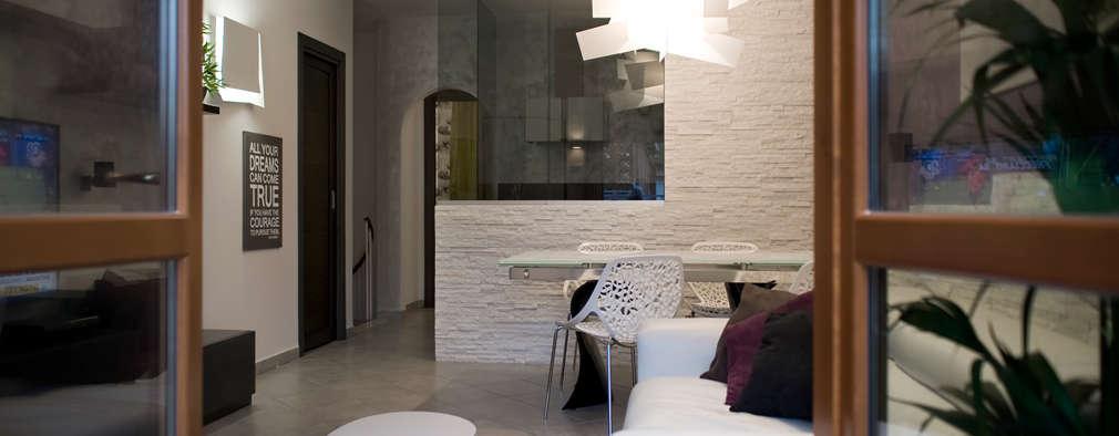 Progetti di interior design a roma for Interior designer a roma