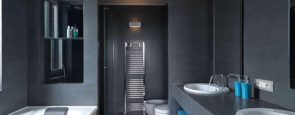 Salle de bains de style  par enzoferrara architetti