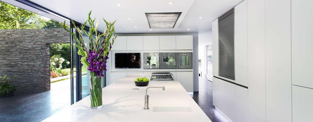 Projekty,  Kuchnia zaprojektowane przez AR Design Studio
