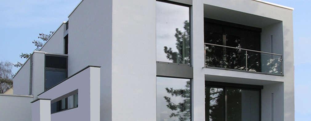 energetisch saniertes einfamilienhaus in regensburg. Black Bedroom Furniture Sets. Home Design Ideas