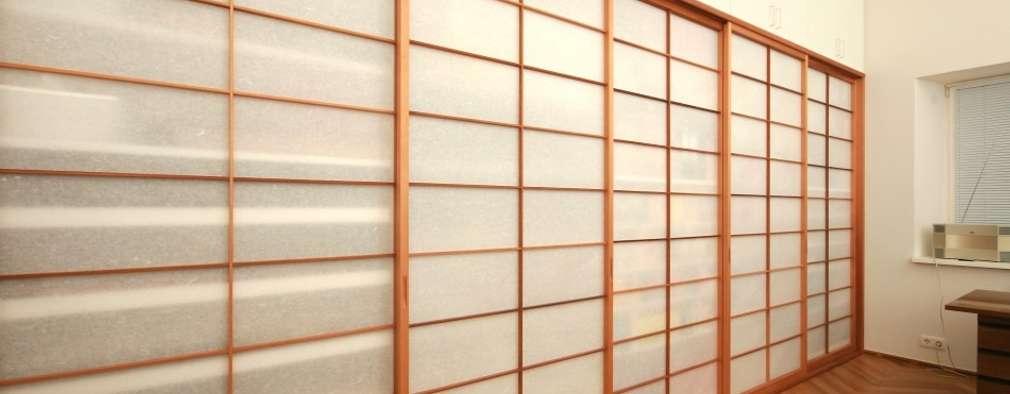pintu geser by LIGNUM Möbelmanufaktur