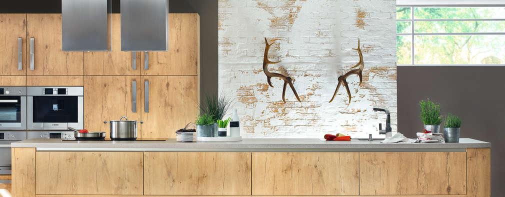 23 kuchnie drewniane (nowoczesne i fantastyczne)