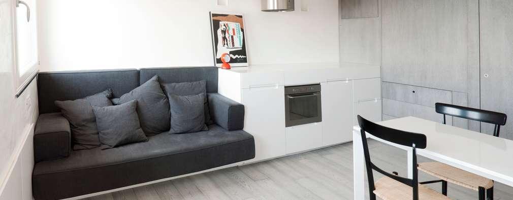 مطبخ تنفيذ gosplan architects