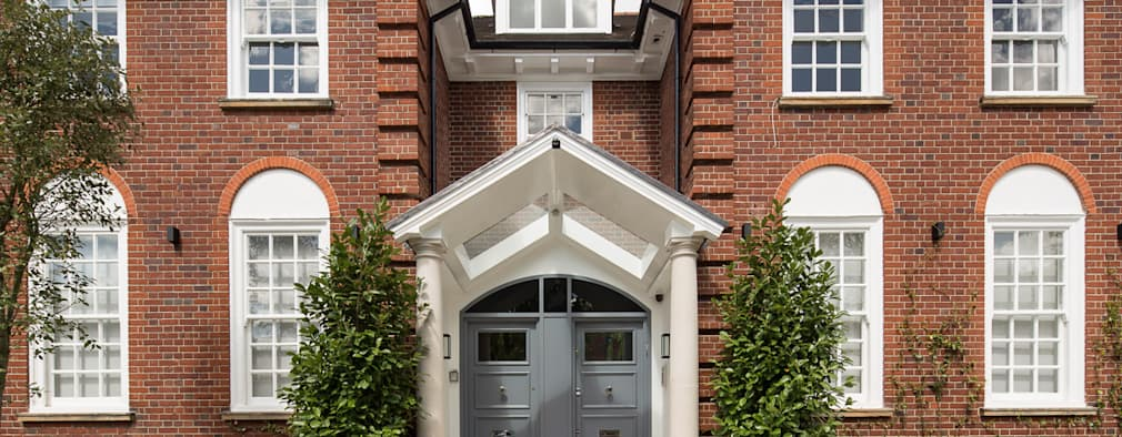 Templewood Avenue, NW3: classic Houses by XUL Architecture