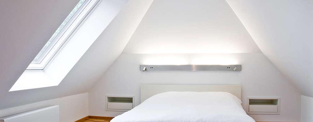 臥室 by ONE!CONTACT - Planungsbüro GmbH