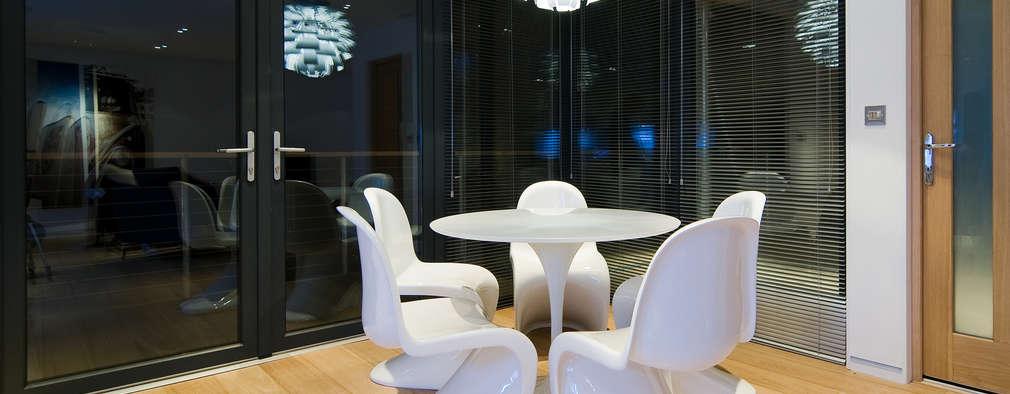 کھانے کا کمرہ by Boutique Modern Ltd