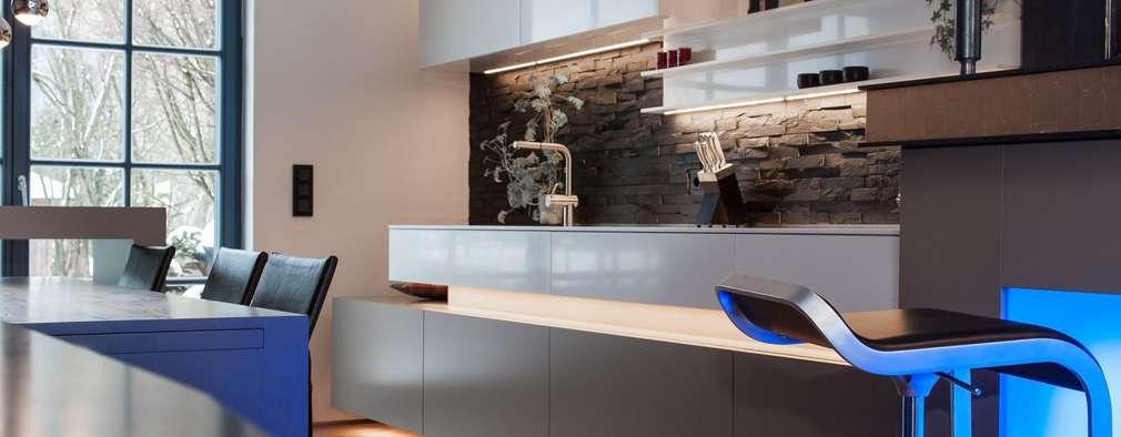 مطبخ تنفيذ Bolz Licht & Design GmbH