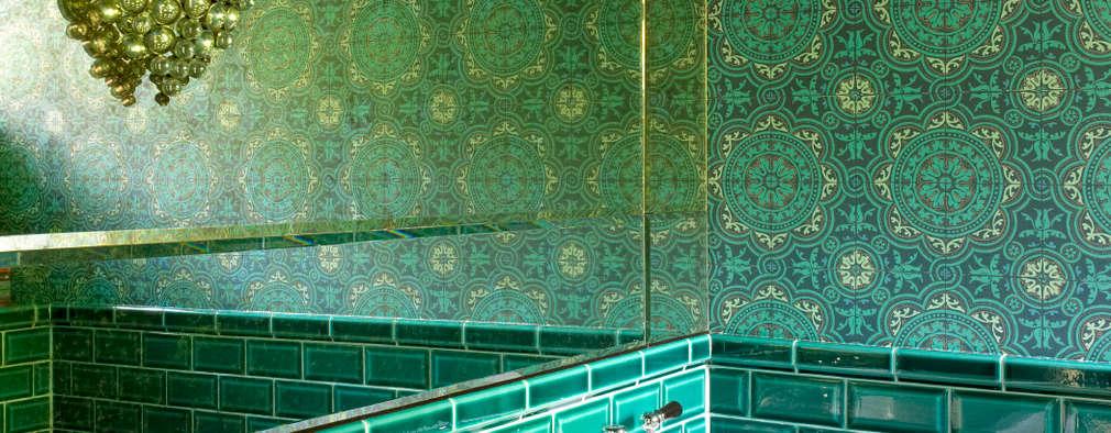 Ванные комнаты в . Автор – Amory Brown Ltd