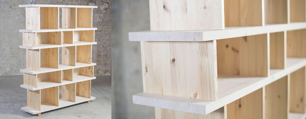 15 ideas de muebles de madera ¡que puedes hacer tú mismo!
